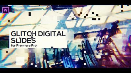 Udemy - Glitch Digital Slides for Premiere Pro