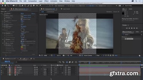 After Effects CC 2019 Essential Training: VFX