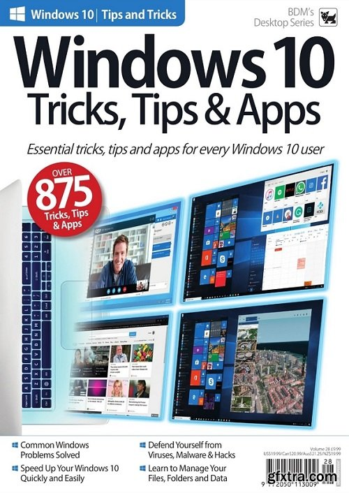 windows 10 Tricks,Tips & Apps- VOL 28, 2019