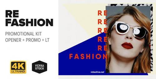 Udemy - RE Fashion | Promo Kit