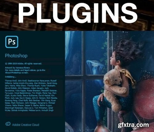 Photoshop Panels & Plugins Collection (Updated 26.10.2019)