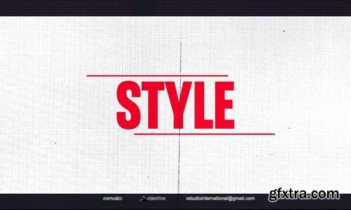 Videohive - Typography - 22786900