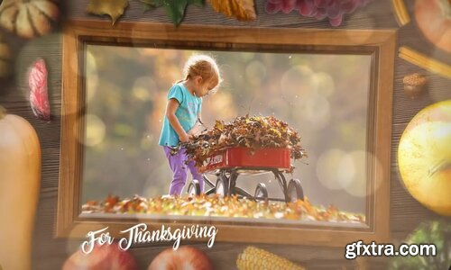 Videohive - Thanksgiving Special Promo - 22822514