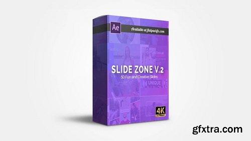 FlatPackFx - Slides Zone V2 - After Effects