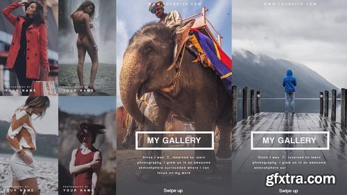 FlatPackFx - Instagram Stories V1 - Premiere Pro