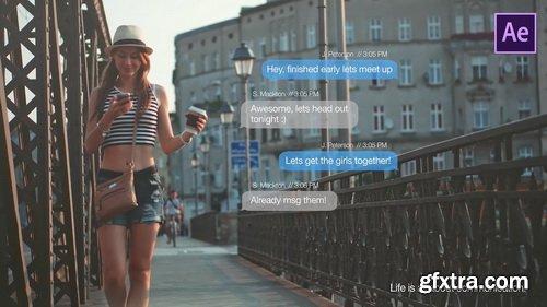 FlatPackFx - Text Message Effect
