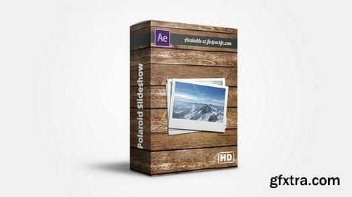 FlatPackFx - Polaroid Slideshow - After Effects