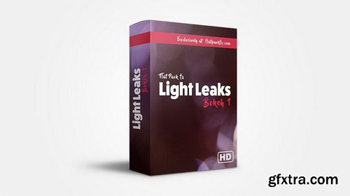 FlatPackFx - Light Leaks Bokeh Pack
