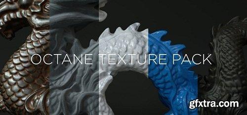 Octane Texture Pack Pro for Cinema 4D