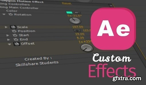 Build Your Own Custom Effect in After Effect