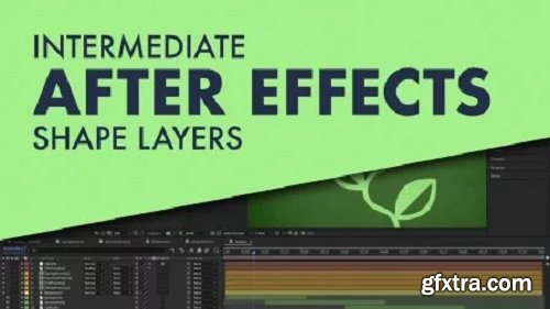 Intermediate After Effects: Shape Layers
