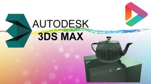 Udemy - 3ds Max: Modelleme ve Animasyon Sanatını A'dan Z'ye Öğrenin