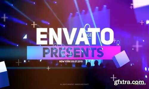 Videohive - Shape Animated Event Opener - 23732888
