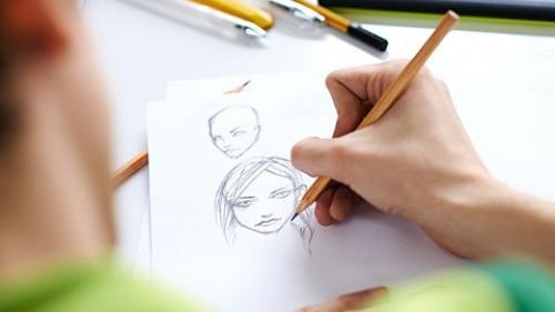 Udemy - A'dan Z'ye Çizim Kursu: Temel Sanattan Dijital Çizime