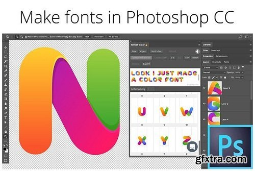 Fontself v1.1.1 Plug-in for Adobe Illustrator WIN