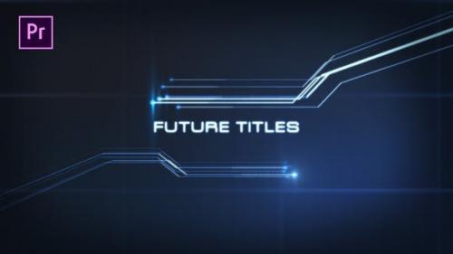 Udemy - Future Titles - Premiere Pro