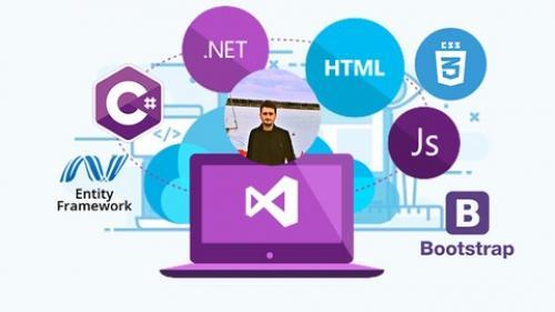 Udemy - Asp.NET MVC Yönetim Panelli Kurumsal Web Sitesi Eğitimi 2019