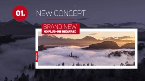 Udemy - Conceptual Promo Slideshow