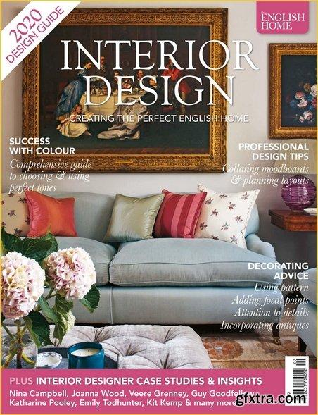 The English Home: Interior Design - October 2019