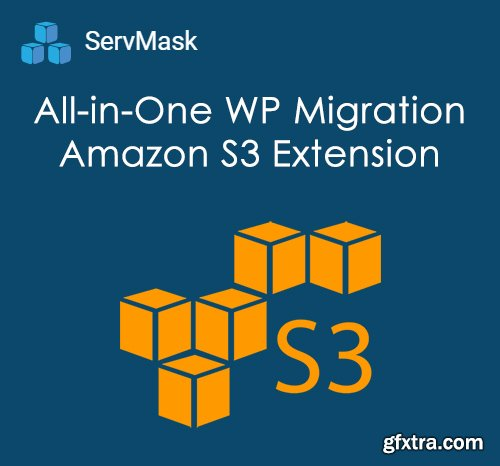 All-in-One WP Migration Amazon S3 Extension v3.50