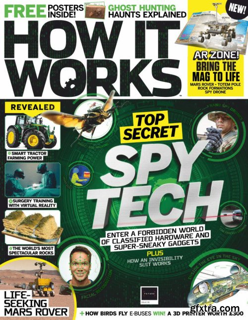 How It Works - Issue 131 , 2019 (True PDF)