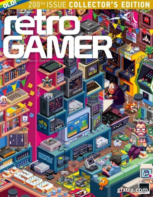 Retro Gamer UK - Issue 200, 2019