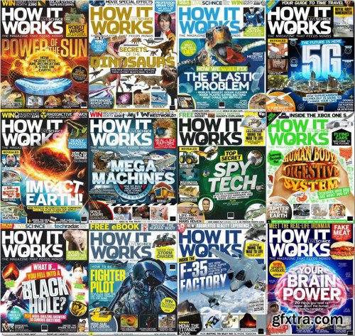 How It Works - 2019 Full Year Issues Collection