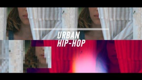 Videohive - Urban Media Opener