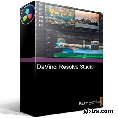 Blackmagic Design DaVinci Resolve Studio 16.1.1 Multilingual MacOS