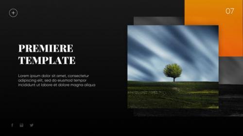 Videohive - Clean Presentation - Modern Business // Premiere Pro