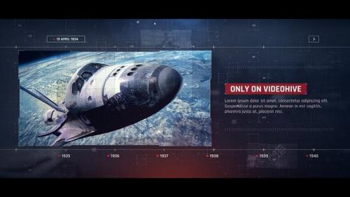 Videohive - Digital Technology Timeline
