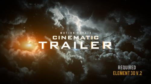 Videohive - Cinematic Trailer