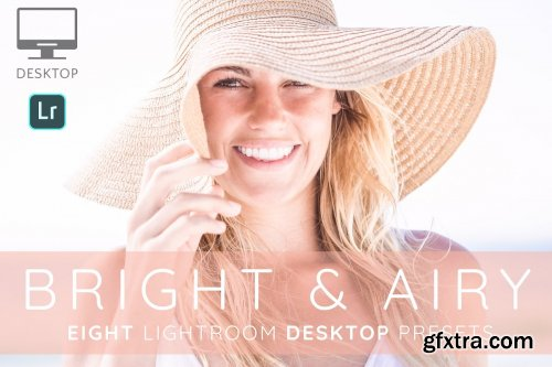 CreativeMarket - Bright and Airy desktop presets 3750480