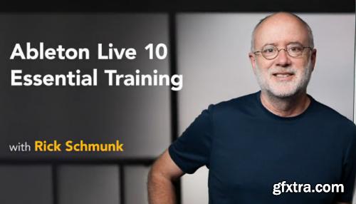 Lynda - Ableton Live 10 Essential Training