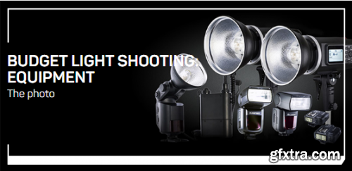 Liveclasses - Budget Light Shooting: Equipment