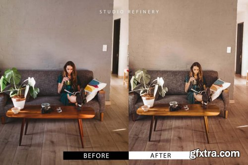 CreativeMarket - VSCO C5 Lightroom Presets 4156103