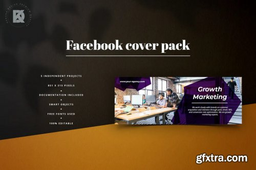 Business Facebook Cover Pack