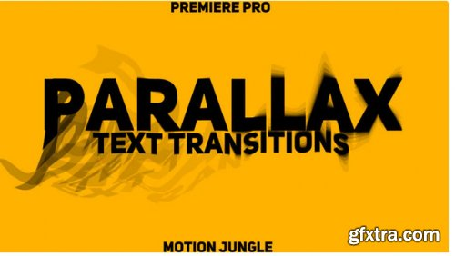 Parallax Text Transitions 313597