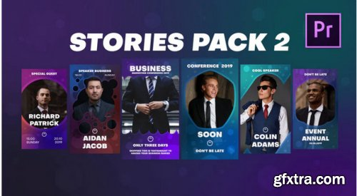 Stories Pack 2 307848