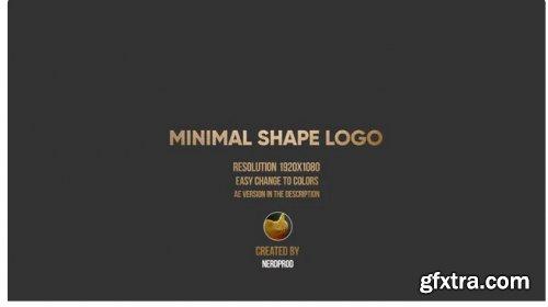 Minimal Shape Logo 308110