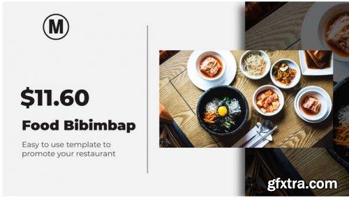 Restaurant Promo 308650