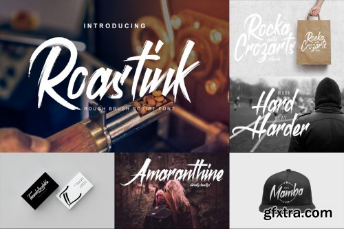 CreativeMarket - ALL OUT COLLECTION BUNDLE 4235246