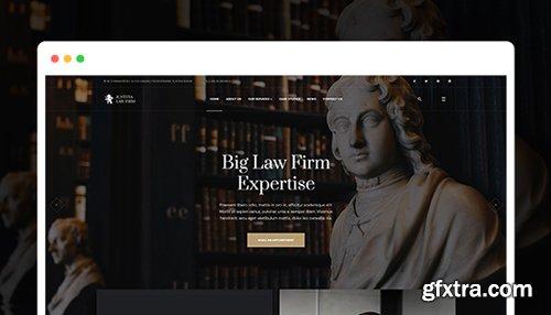 JoomlArt - JA Justitia v1.0.0 - Professional Law Firm Joomla Template