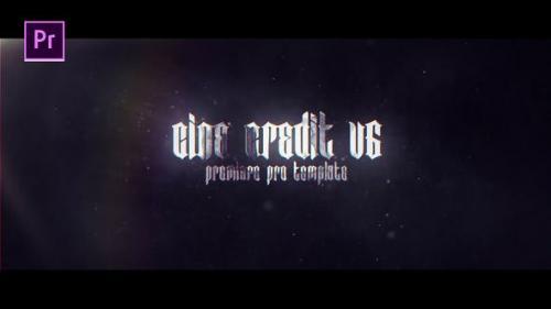 Videohive - Cine Credit V.6