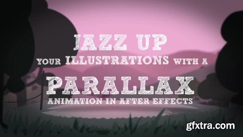 Jazz up your Illustrations with a Parallax Animation in After Effects