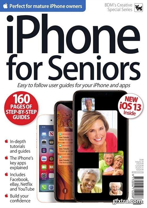 iPhone For Seniors - VOL 20, 2019