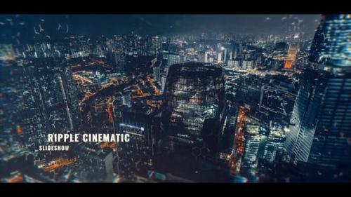 Videohive - Ripple Cinematic Slideshow