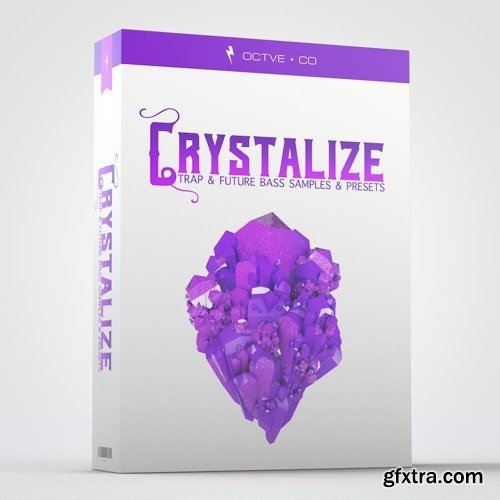 OCTVE.CO Crystalize WAV XFER RECORDS SERUM