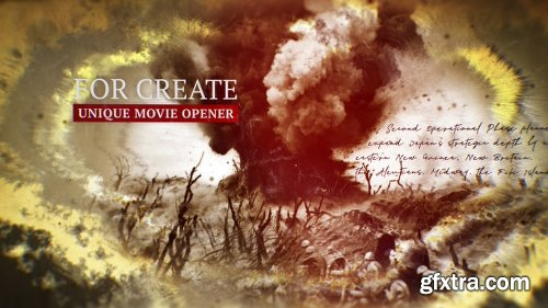 Videohive The History Slideshow 23471196
