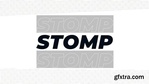 Videohive Cool Stomp 24957078